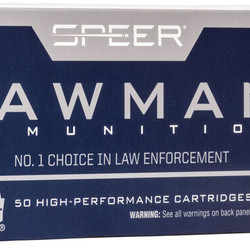 CCI 9mm Luger 147GR TMJ CF Lawman Lead Free 1000ct