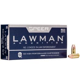 CCI CCI 9mm Luger 147GR TMJ CF Lawman Lead Free 1000ct