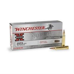 Winchester Super X 223 REM JSP 55 Grains 20ct