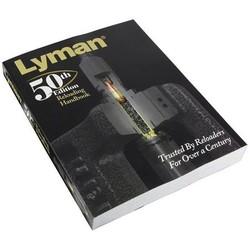 Lyman 50th Edition Reloading Handbook Soft Cover