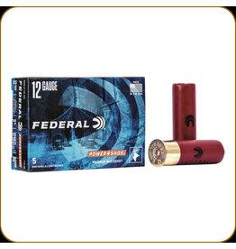"Federal Federal Power-Shok Shotgun 12GA 3"" 00 Buck 5 ct"