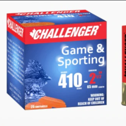 "Challenger 410 GA 2-1/2"" #5"