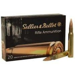 Sellier & Bellot 303 British SP 150 GR 20 Rounds