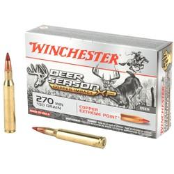 Winchester 270WIN 130GR Deer Season XP Copper Impact 20ct