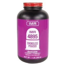 IMR 4895 Smokeless Powder 1LB