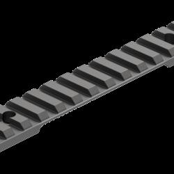 Leupold Backcountry Cross-Slot Browning A-Bolt LA 20 MOA Matte