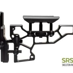 MDT Skeleton Rifle Stock XTN Interface SRS-X Standard Black