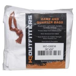 "HQ Outfitters Elk/Moose Quarter Bag 36""x50"" Qty 8"