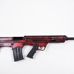 Hunt Group FD12  Red/Black