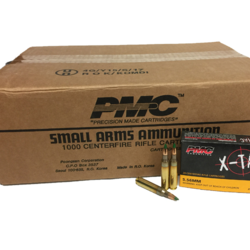 PMC 5.56x45mm 62GR Green Tip 1000rds