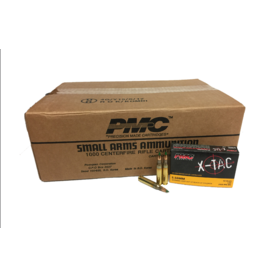 PMC PMC 5.56x45mm 62GR Green Tip 1000rds