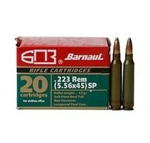 Barnaul .223 Rem 55GR SP 20ct