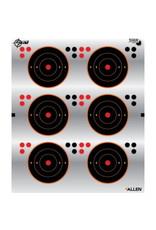 "Allen Allen Ez Aim 3"" Aiming Dots 6 Dots Per Sheet 4 Pack"