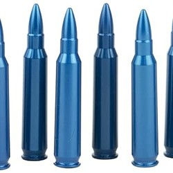 A-Zoom 223 Rem Snap Cap Blue 10 PK