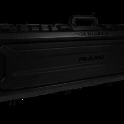 "Plano AW2 52"" Double Scoped Rifle Shotgun Hard Case Black"