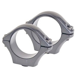OptiLock Rings 30mm Extra Low Stainless