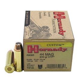 Hornady Hornady XTP Custom Pistol Ammo 44 MAG 240GR 20ct