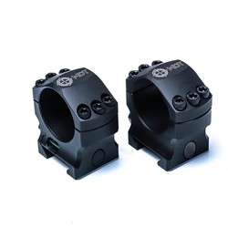 "MDT Scope Rings Elite 34mm X-High 1.5"" Black"