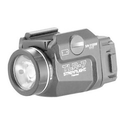 StreamLight TLR-7 Rail Mount With White LED 500 LU