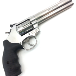 "Smith & Wesson 617-6 22LR  6"" Barrel 10 Shots SS"