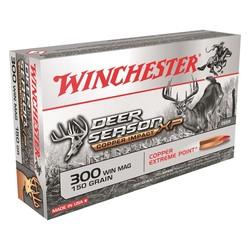 Deer Season 300 WIN MAG 150GR DS/XP Copper Impact