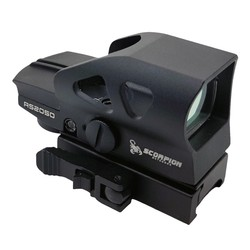 Black Prismatic Red Dot Sight RS2050