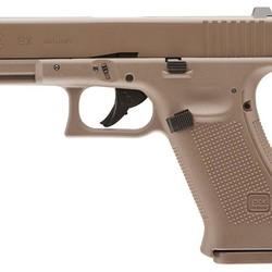 Glock 19X Blowback .177 BB CO2 Powered Air Pistol 360 FPS