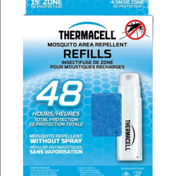 Thermacell Mosquito Repellent Refill for Repellers Lanterns and Torches 48 Hour