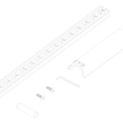 KS7-1142 Picatinny Rail Kit