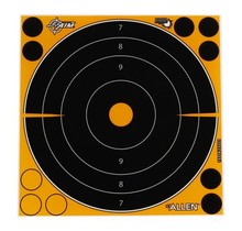 Allen EZ-Aim Splash Adhesive Round Bullseye Targets