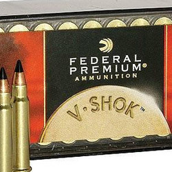 Federal Premium 17HMR 17GR Hornady V-Max Polymer Tip