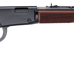 """Henry Lever Action Rifle 22 WMR 19.25"""" Barrel Blued Picatinny Rail"""