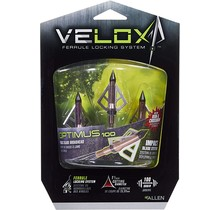 Allen 3 Blade XST Broadhead 100GR 3 Pack