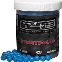 Umarex T4E .43 Cal Paintballs 430ct