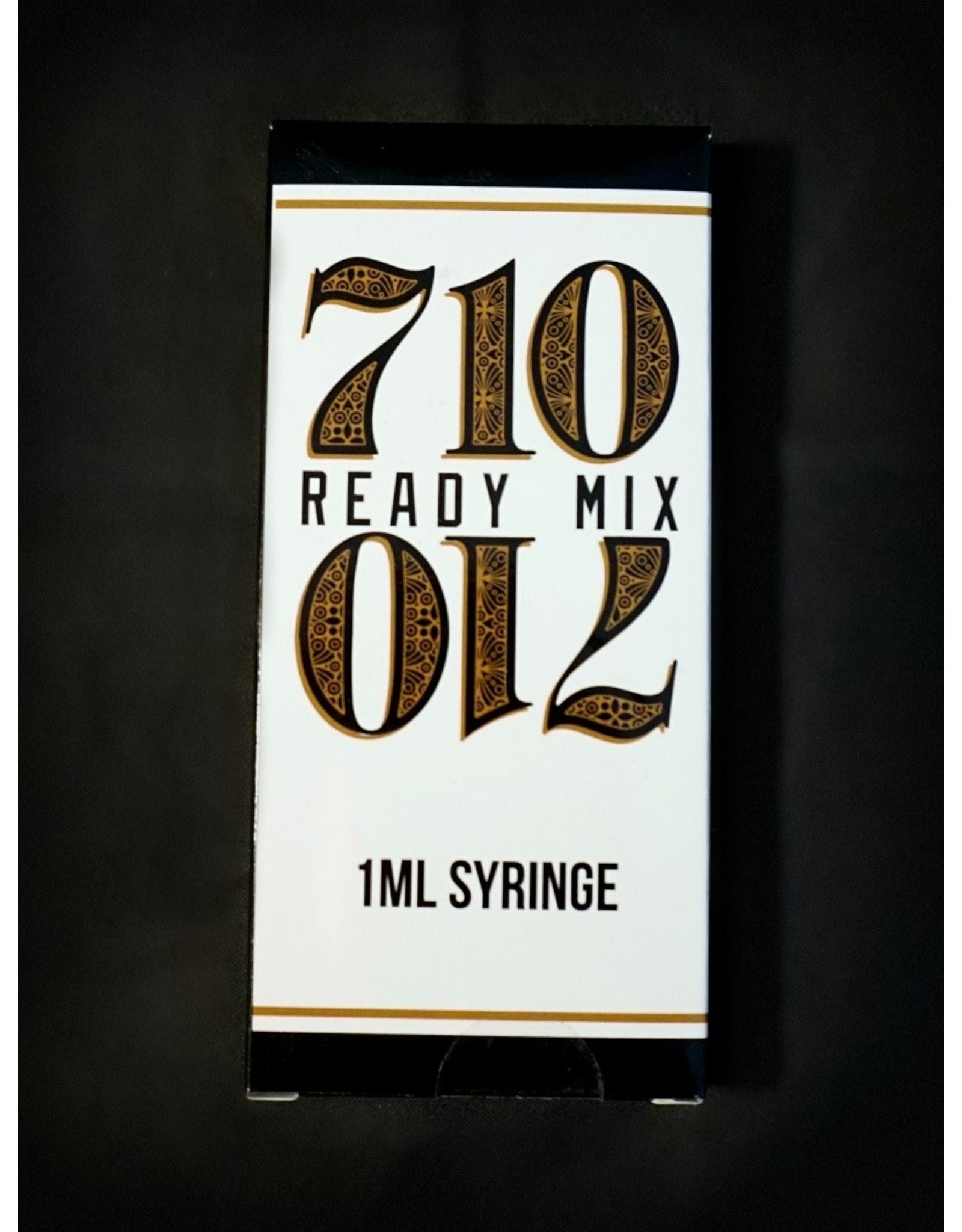 710 Ready Mix Syringe 1ml w/ 2 Tips
