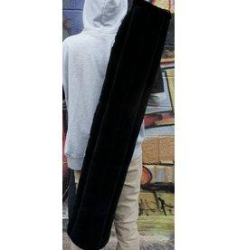 """Vatra 43"""" Tube Bag - Black Velvet"""
