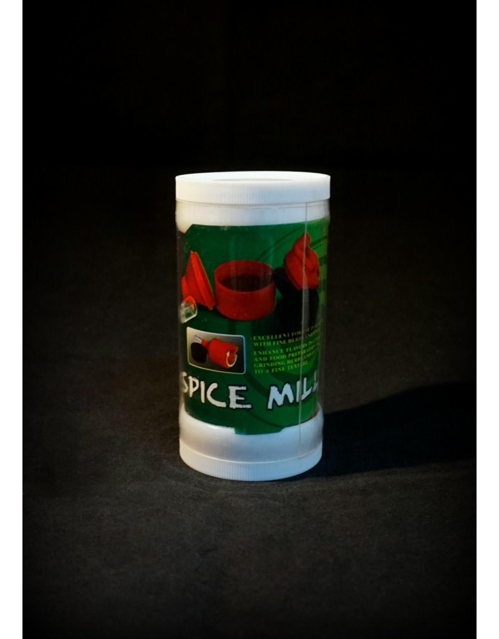 Plastic Spice Mill