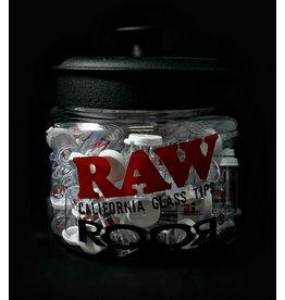 Raw Raw Glass Tips