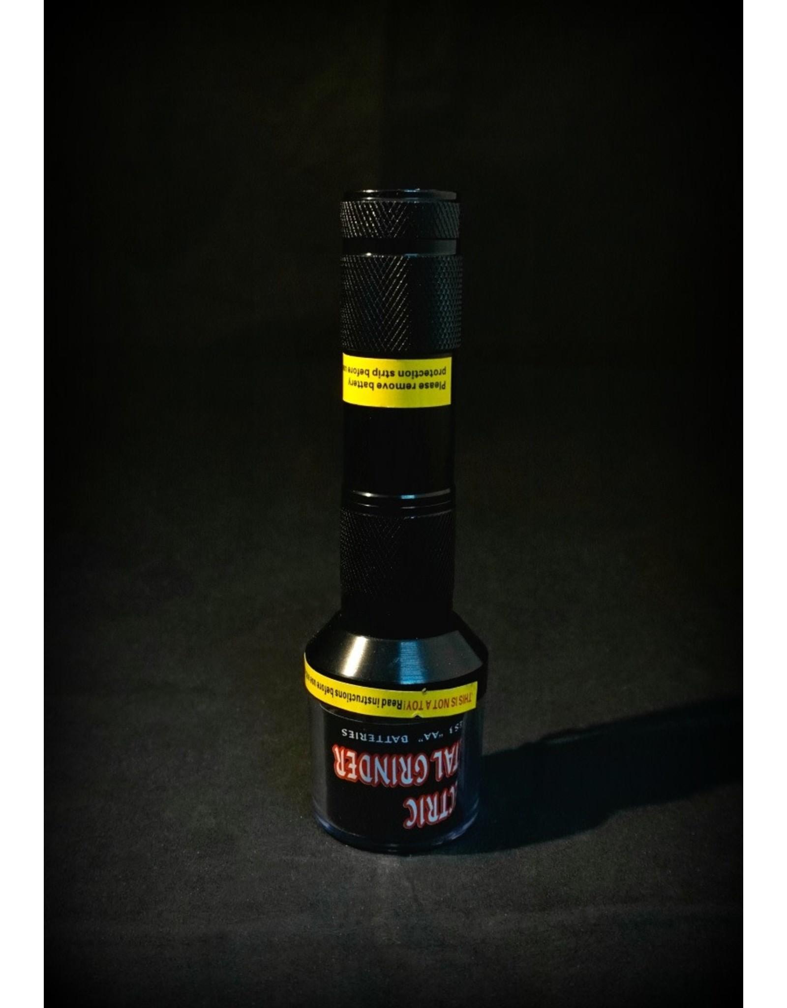 Electric Handheld Grinder - Black