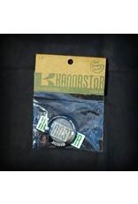 "Kannastor Easy Change Screen Pack - 1.5"" Steel"