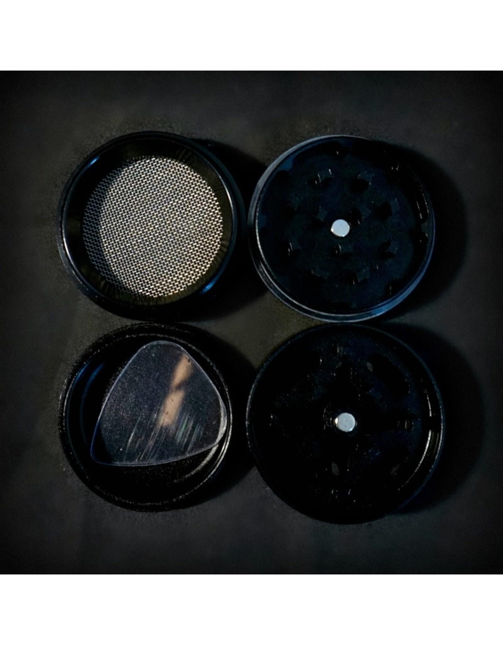 Medicali Medicali Grinder Sm 4pc Black