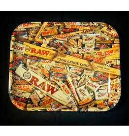 Raw Raw Rolling Papers Tray - Large