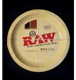 Raw Raw Rolling Tray - Round