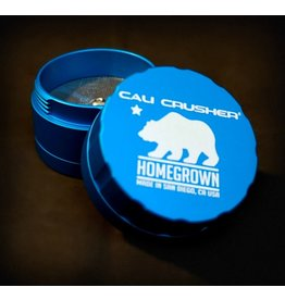 Cali Crusher Homegrown 4pc Large - Aquamarine