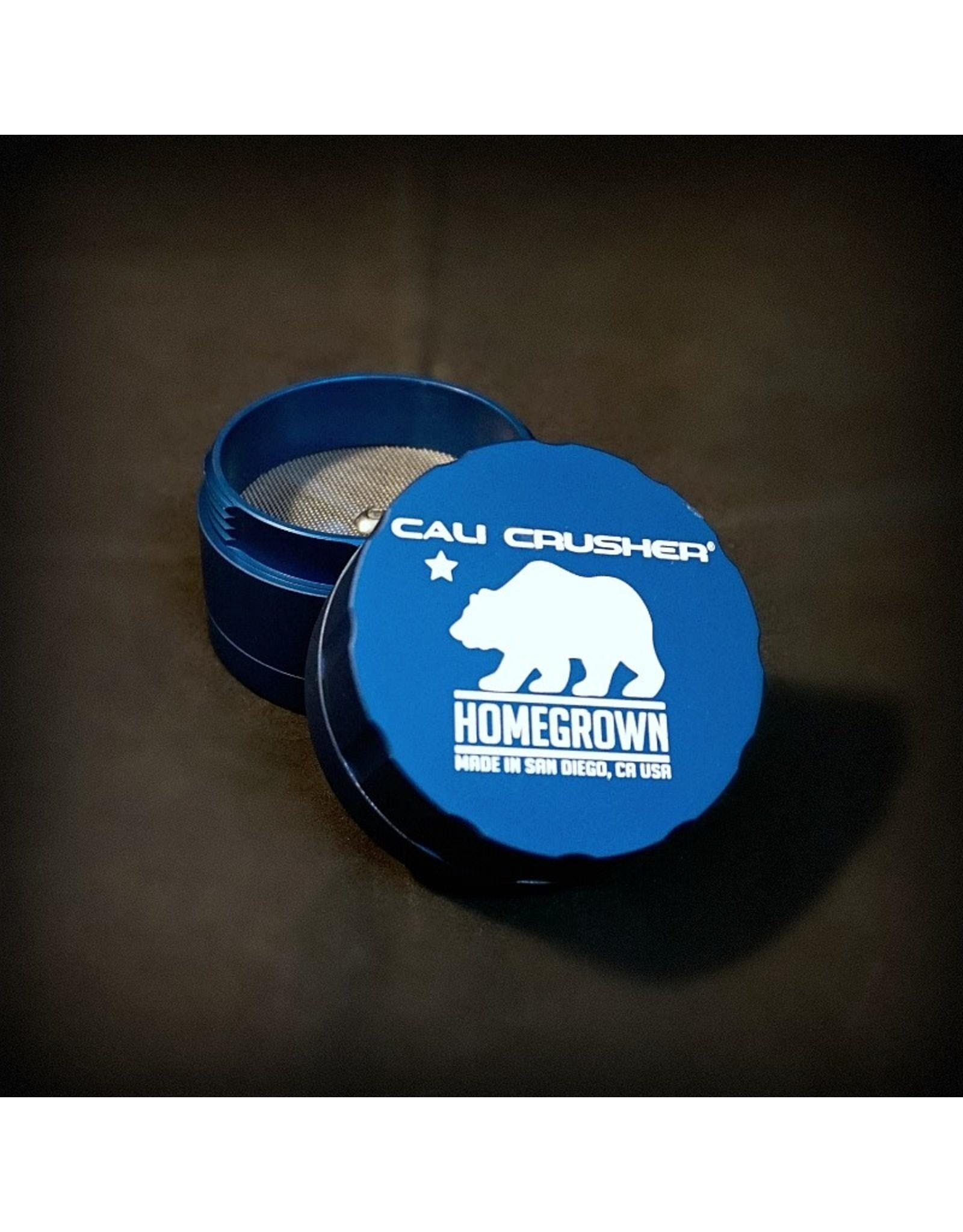 Cali Crusher Cali Crusher Homegrown 4pc Large - Blue
