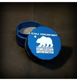 Cali Crusher Homegrown 4pc Large - Blue