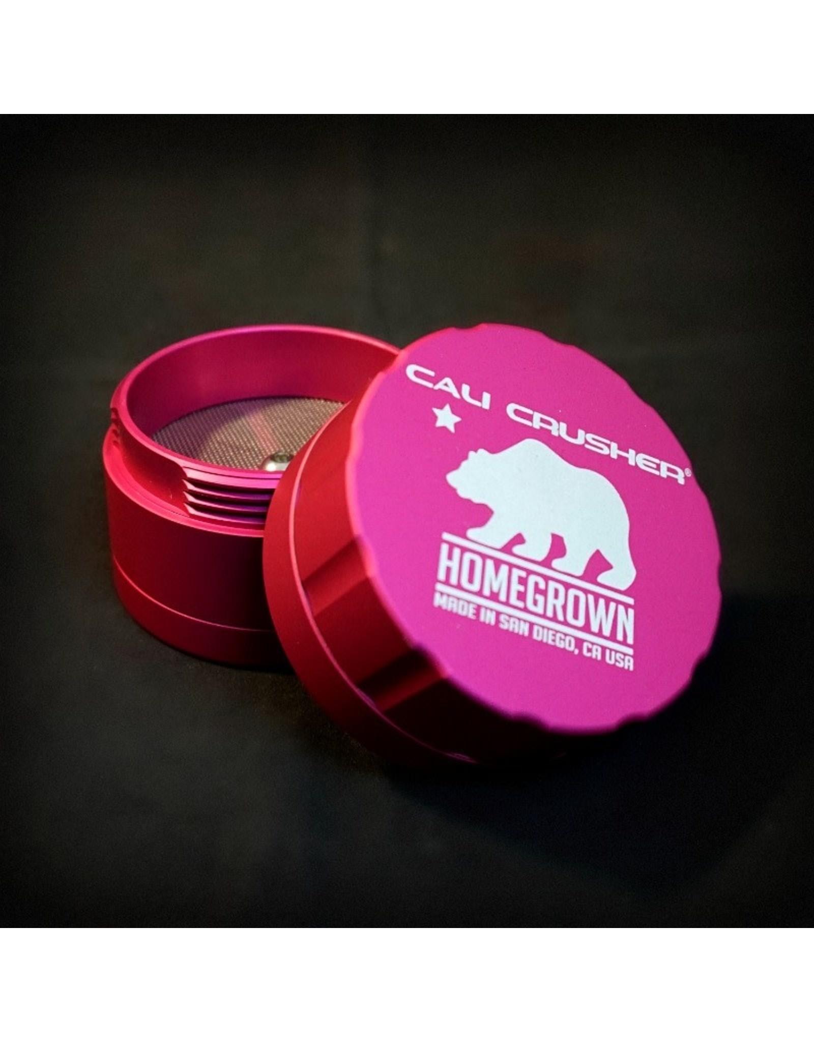 Cali Crusher Cali Crusher Homegrown 4pc Large - Pink