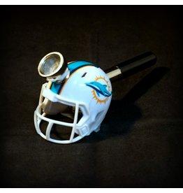 NFL Metal Handpipe - Miami Dolphins