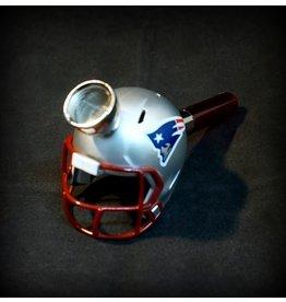 NFL Metal Handpipe - New England Patriots