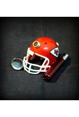 NFL Metal Handpipe - Kansas City Chiefs